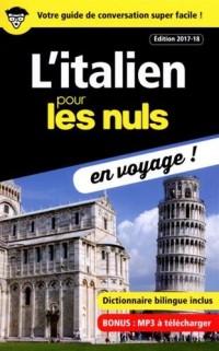 L'italien pour les nuls en voyage