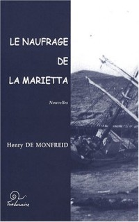 Le naufrage de la Marietta