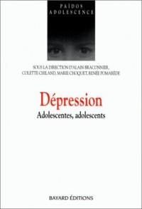 Dépression : Adolescentes, adolescents