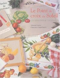 Le Point de croix du soleil : Légumes et Fruits