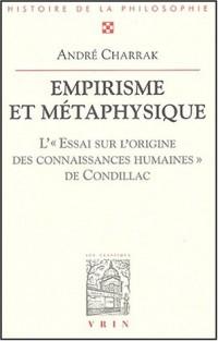 Empirisme et métaphysique