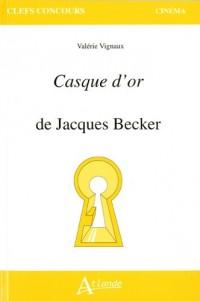 Casque d'or de Jacques Becker