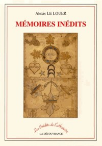 Memoires Inédits