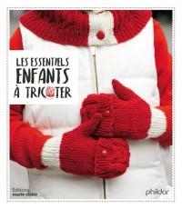 Essentiels enfants a tricoter (les)