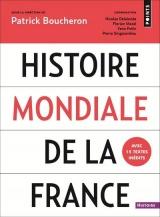 Histoire mondiale de la France [Poche]