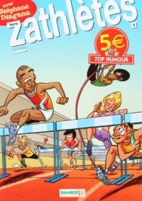 Les Zathletes T01 Top 5  Humour
