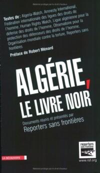 Algérie : Le Livre noir