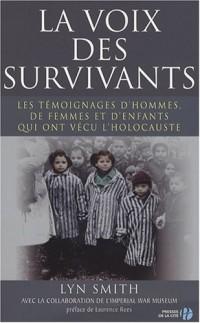 La voix des survivants
