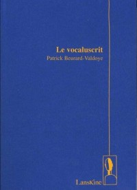 Le vocaluscrit