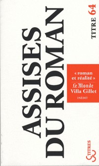 Les Assises internationales du roman