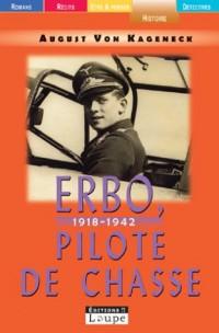 Erbo, pilote de chasse (grands caractères)