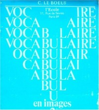 Vocabulaire en images, tome 2