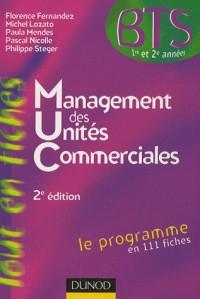 Management des unités commerciales BTS