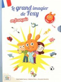 Le Grand Imagier de Foxy en Français