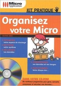 Organisez votre micro, numéro 7