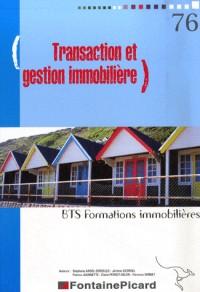Transaction et gestion immobilière : BTS Formations immobilières