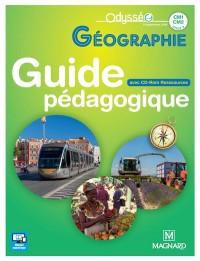 2017 Geographie CM1 CM2 Odysseo Guide Pedagogique avec CD ROM
