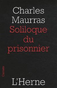 Le Soliloque du Prisonnier