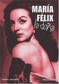 Maria Félix : Edition en anglais