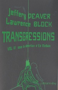Transgressions : Tome 4