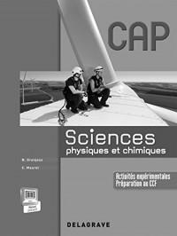 Sciences physiques et chimiques CAP industriels et tertiaires : Professeur