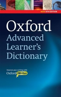 Oxford advanced learner's dictionary : 8th edition (1Cédérom)