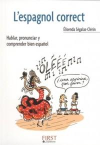 L'espagnol correct