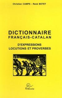 Dictionnaire français-catalan d'expressions, locutions et proverbes