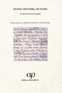 Signes, histoire, fictions : Autour de Louis Marin