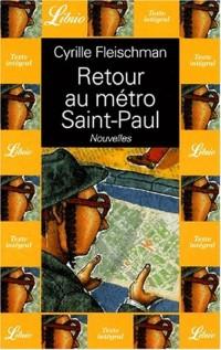 Retour au métro Saint-Paul