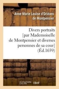 Divers Portraits  ed 1659