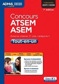 Concours Atsem et Asem Cat C Tout en un 7e Edt