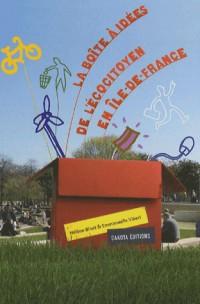 La boîte à idées de l'écocitoyen en Ile-de-France