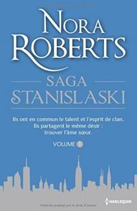 Saga Stanislaski - Volume 1: Secrets de famille-Un bonheur à bâtir
