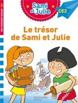 Sami et Julie CE2 : Le trésor de Sami et Julie [Poche]