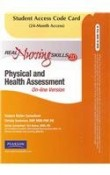 Real Nursing Skills 2.0 -- Access Card -- for Real Nursing Skills: Physical & Health Assessment