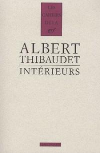 Intérieurs : Baudelaire, Fromentin, Amiel