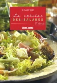 La cuisine des salades
