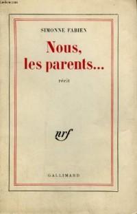 Nous les parents