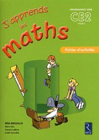 J'Apprends Maths CE2 X 6