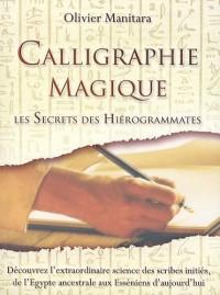 Calligraphie magique