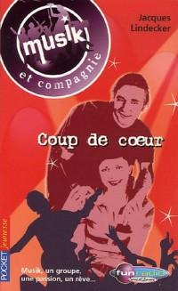 Musik et compagnie, Tome 3 : Coup de coeur
