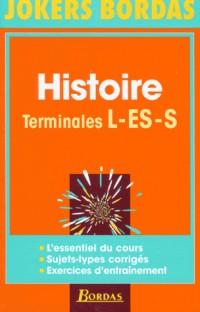 JOKE.016 HIST.TER.L/ES/S    (Ancienne Edition)
