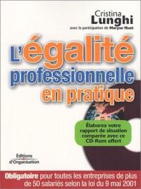 L'égalite professionnelle en pratique : Elaborer votre rapport de situation comparé (avec CD-Rom)