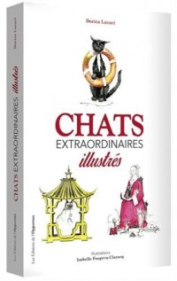 Chats extraordinaires illustrés
