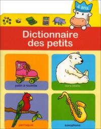 Zelda Dictionnaire des petits : 4 Ans