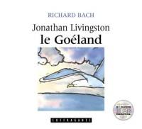 Jonathan le goeland - livre CD