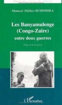 Les banyamulenge entre deux guerre (congo-zaire)