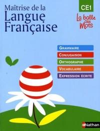 Maîtrise de la Langue Française CE1