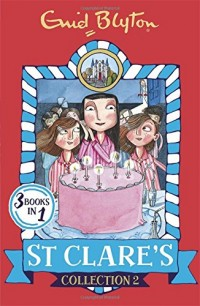 St Clare's Collection 02 (books 4-6)